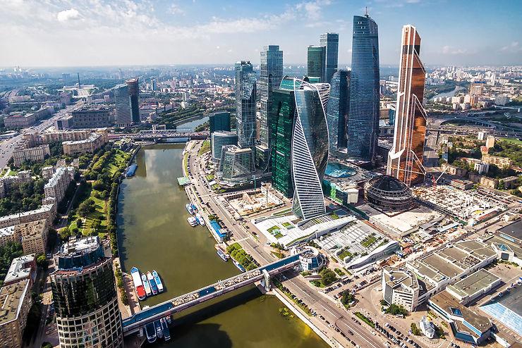 Une croisière sur la Moskova
