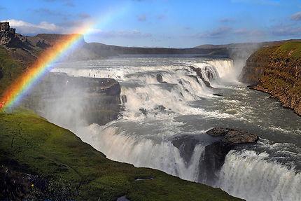 Islande, pays de grandes cascades
