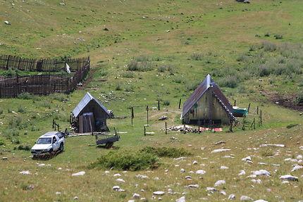 Habitat traditionnel - Parc du Durmitor