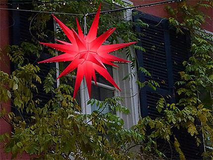 L'étoile rouge