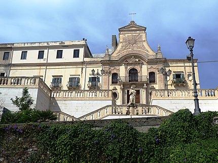L'église historique de Saint Francesco di Paola