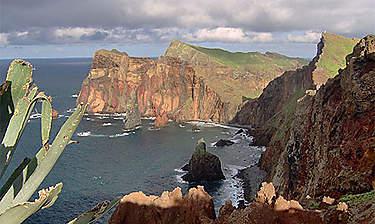 Ponta de São Lourenço (Pointe Saint-Laurent)