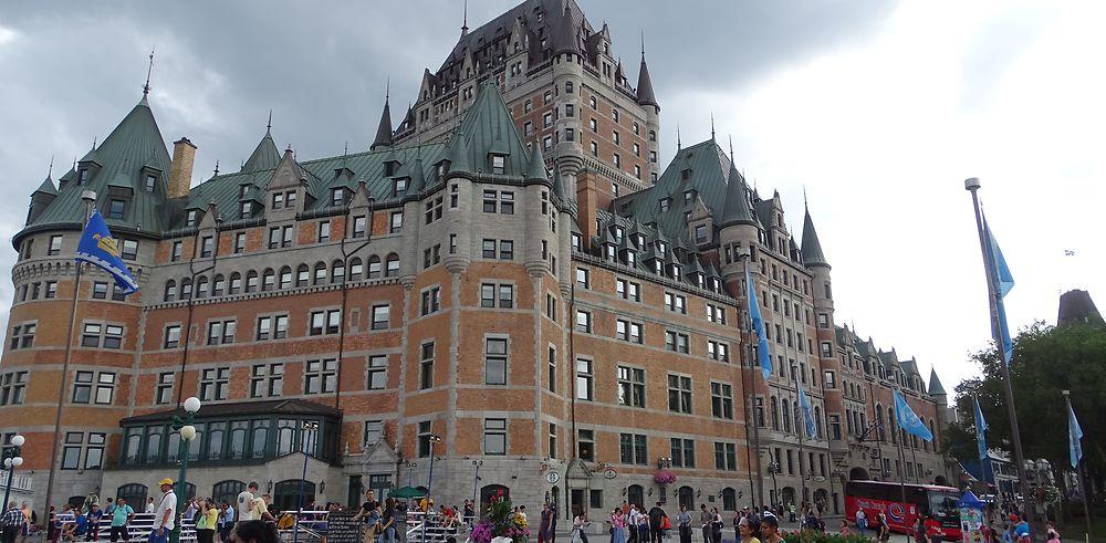 17 jours à travers le Québec