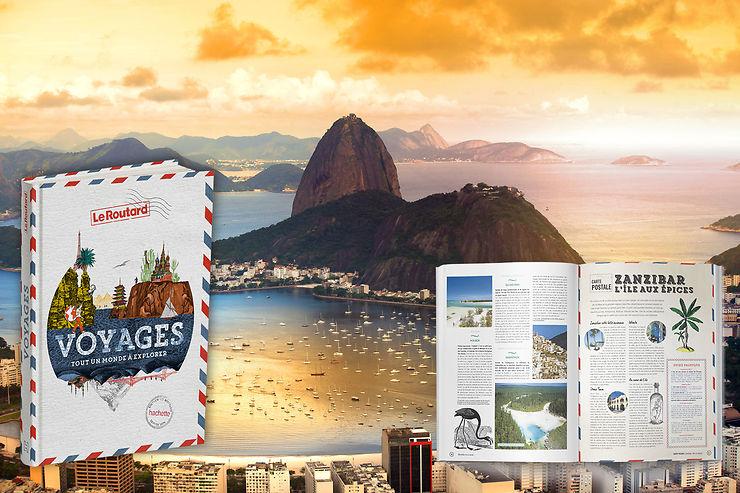 Voyages : le beau livre événement du Routard