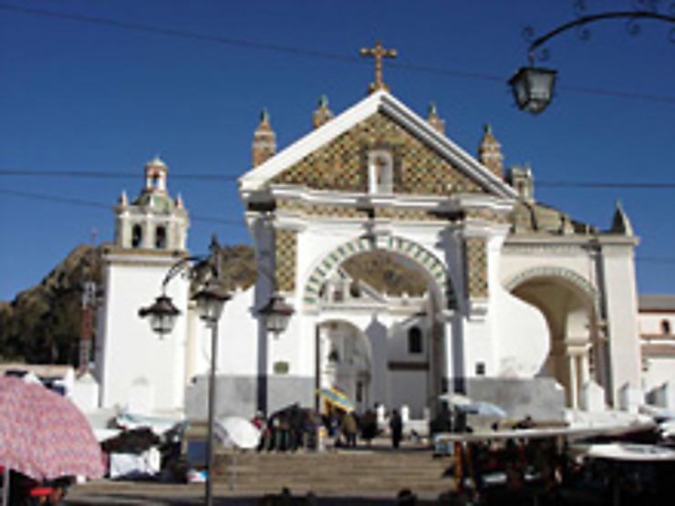 Bolivie : les miracles de la Vierge noire de Copacabana