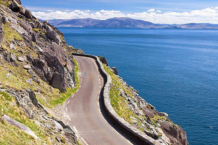 Slea Head Drive (péninsule de Dingle) et Wild Atlantic Way - Irlande