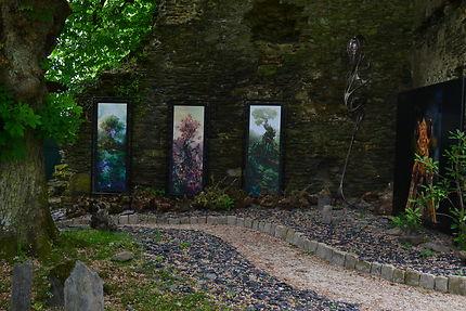 Art dans la Nature Parc Château Rochefort-en-Terre