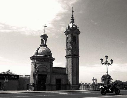 Le Castillo San Jorge, à Séville
