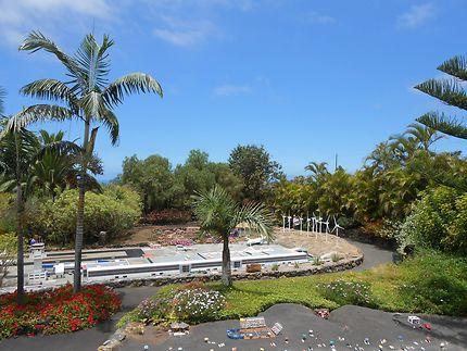 Parc Pueblo Chico à Puerto de la Cruz, Tenerife
