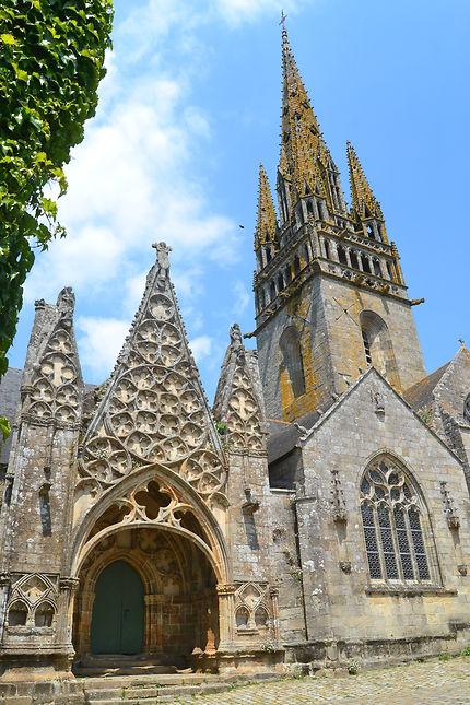 L'église de Pont-Croix