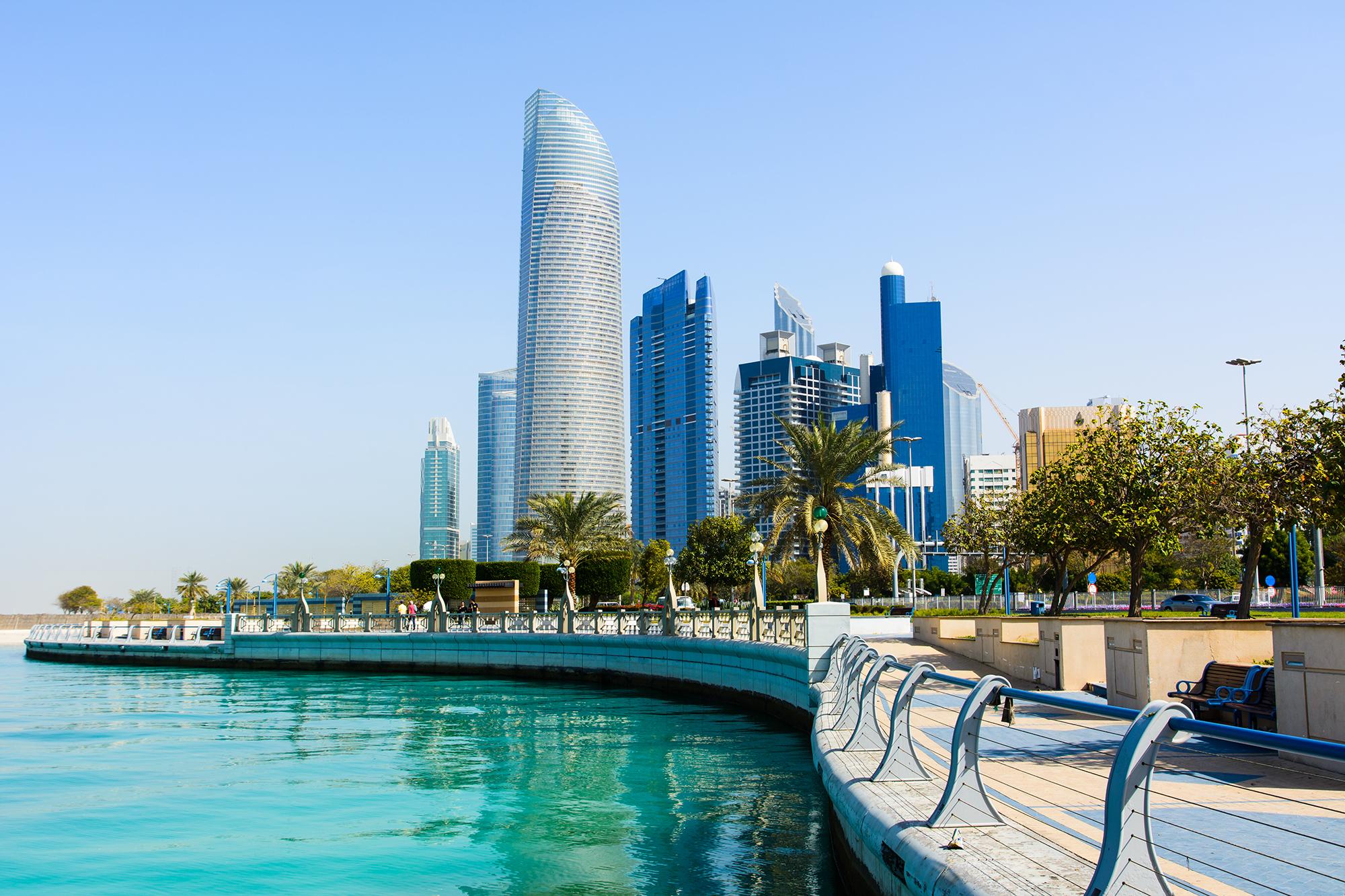 Abu Dhabi sites de rencontre Nina Dating