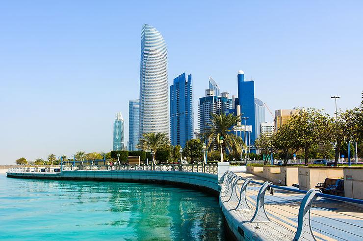 Bon plan  - Stopover de 48 h avec nuits d'hôtel gratuites à Abu Dhabi
