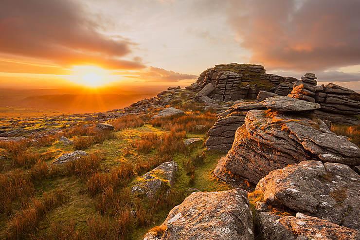 Dartmoor, lande sauvage