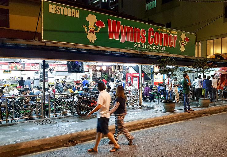 Les cuisines de Kuala Lumpur : Bukit Bintang, Pudu, Brickfield