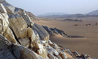 Réserve naturelle de l'Aïr (Sahara)
