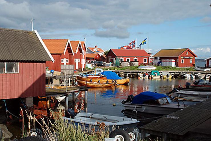 Ports de pêche et archipels