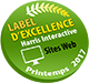 Label d'excellence Harris Interactive Printemps 2016