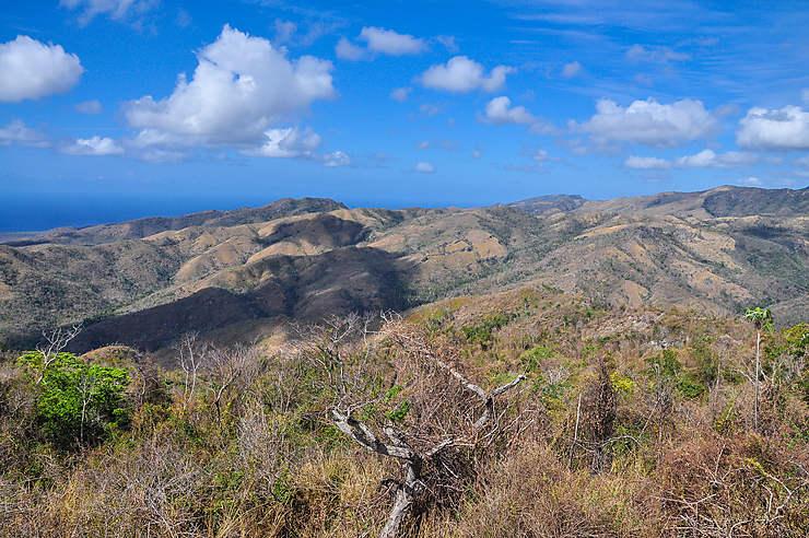Excursion dans les montagnes autour de Trinidad