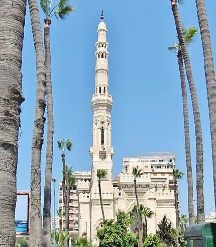Minaret Ibrahim Basha