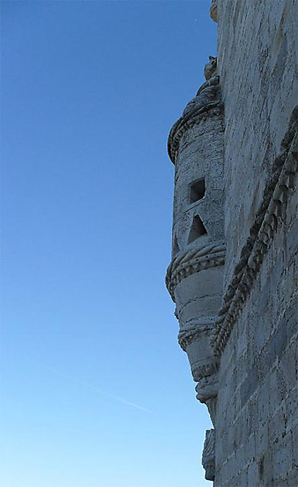 Echauguette de la tour