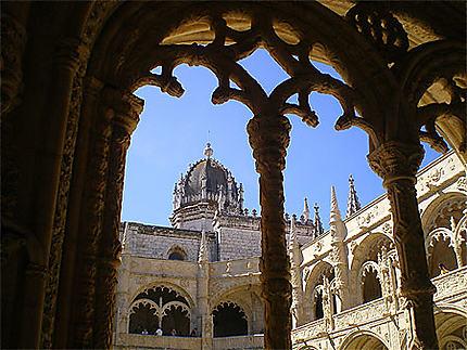 Lisbonne - Monastère des Jeronimos