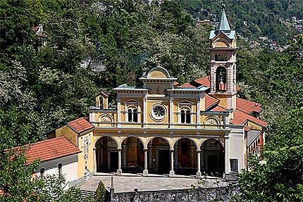 Madonna del Sasso à Locarno