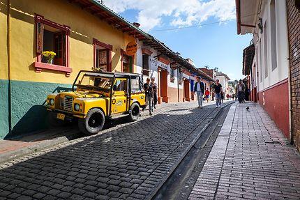 Candelaria Bogotá