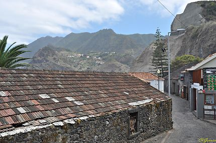 Ruelle de Porto da Cruz