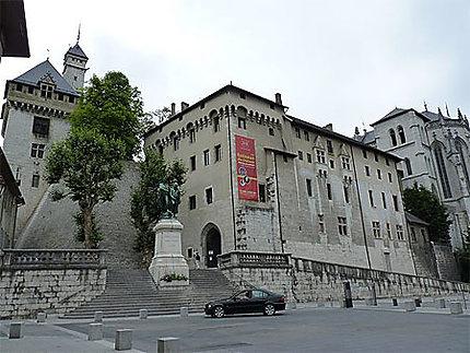 Palais des Ducs de Savoie à Chambéry