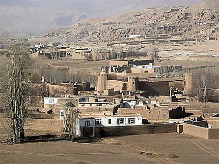 Bamiyan caravansérail