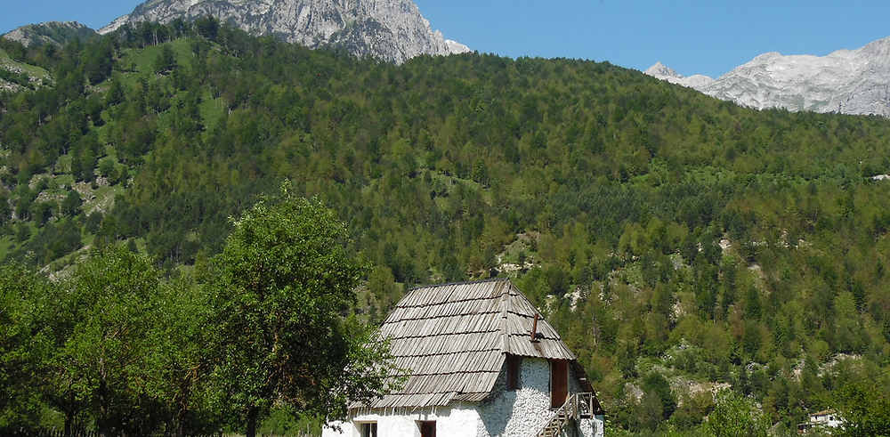 Retour d'un voyage en Albanie