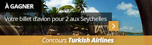 Concours Turkish Airlines