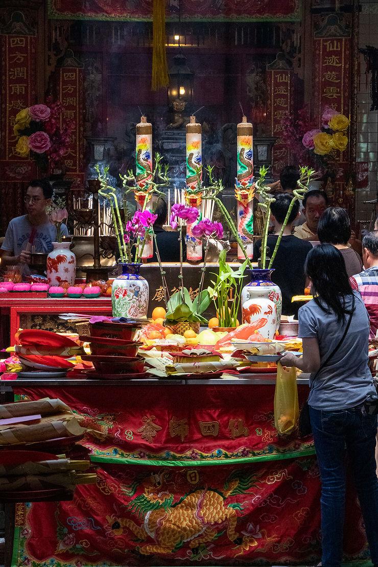 Kuala Lumpur : mosquées, temples et autres lieux de culte