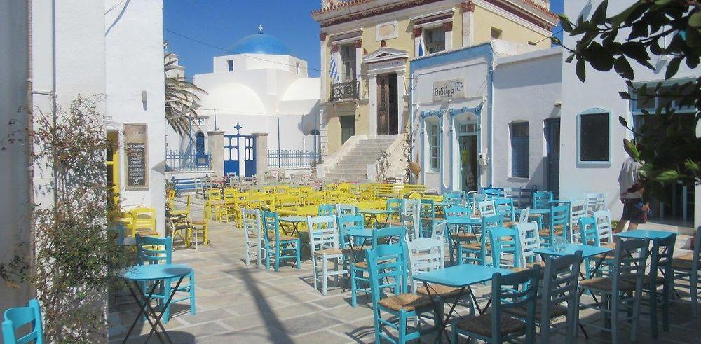 Quelques aperçus des îles de Milos, Serifos et Sifnos