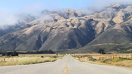 Big Sur route