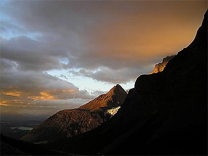 Lever de Soleil à Torres El Paine