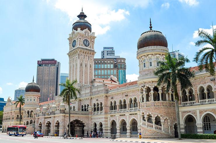 Kuala Lumpur, une ville jeune