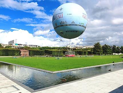Le plus grand ballon du monde