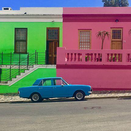 Salon de l'auto... Cape Town en couleurs