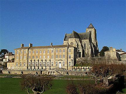 Abbaye de Celles sur Belle