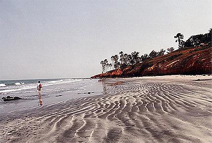 plage de Bakau