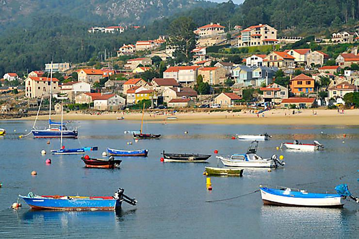 Espagne : en Galice, face à l'Atlantique