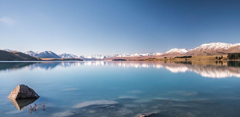 Toutes les informations sur le Lac Tekapo en Nouvelle-Zélande