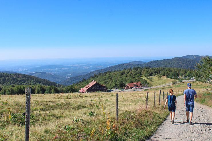 Vacances - Massif des Vosges : cap au sud !