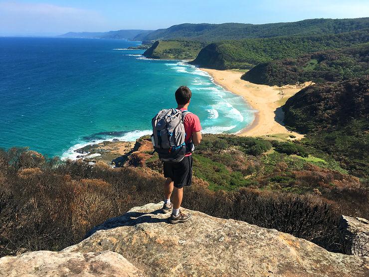 Une vue sans fin, Australie