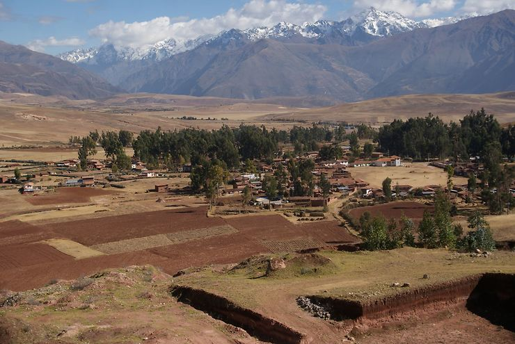 Nevado Veronica et environs, Pérou