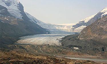 Glacier Athabasca (Alberta)