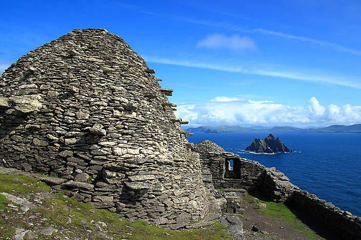 Irlande : Skellig Michael, décor clé des épisodes VII et VIII