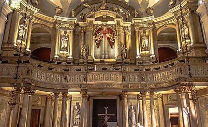 Orgue de l'église San Rocco