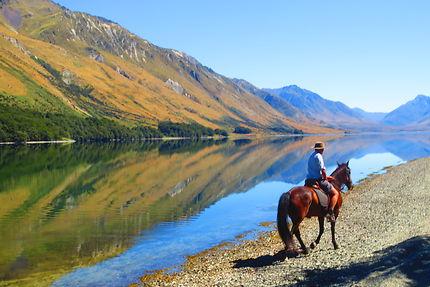 Mavora Lake, Nouvelle-Zélande